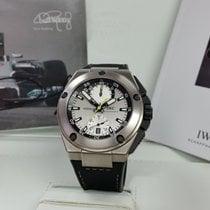 IWC Titanium Automatic 45mm pre-owned Ingenieur Chronograph