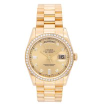 Rolex Day-Date 36 118348 pre-owned