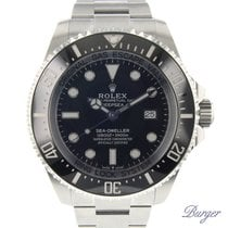Rolex Sea-Dweller Deepsea NEW MODEL 126660