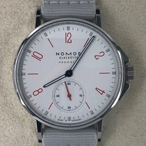 NOMOS Steel 36,30mm Automatic 564 new