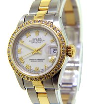 Rolex 69160 Steel Oyster Perpetual Lady Date 26mm pre-owned United States of America, Florida, Miami