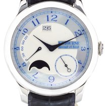 F.P.Journe 40mm Automatic pre-owned Octa Mother of pearl