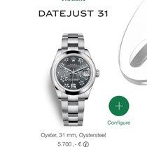 Rolex Lady-Datejust nové 31mm Ocel