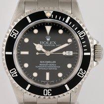 Rolex Sea-Dweller (Submodel) gebraucht Stahl