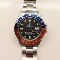 Rolex GMT-Master Steel 40mm Black No numerals United States of America, Illinois, Chicago