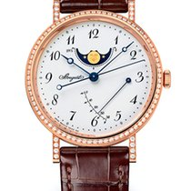 Breguet Rose gold 39mm Automatic 8788BR/29/986/DD00 new