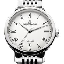 Maurice Lacroix Steel Automatic LC6063-SS002-110 new
