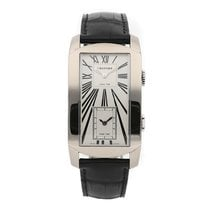 Chopard 45.5mm Automatic 2000 pre-owned L.U.C Silver