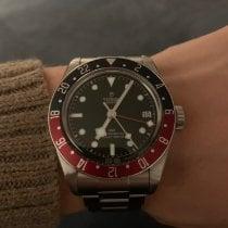Tudor M79830RB-0001 Stahl 2018 Black Bay GMT 41mm gebraucht Schweiz, Bern
