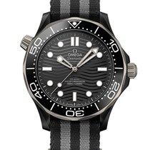 Omega Seamaster Diver 300 M 210.92.44.20.01.002 État neuf Céramique 42mm Remontage automatique