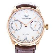 IWC Portuguese Automatic IW5007-01 2010 rabljen