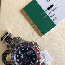 Rolex 126719BLRO White gold 2019 GMT-Master II 40mm new