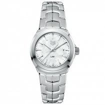 TAG Heuer Link Lady Acero 32mm Plata
