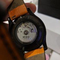 Mido Stahl 42mm Automatik M005.430.36.051.80 neu