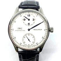 IWC Portuguese (submodel) Acero 43mm Blanco España, Marbella