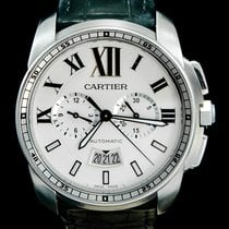 Cartier Calibre de Cartier Chronograph W7100046 2016 pre-owned