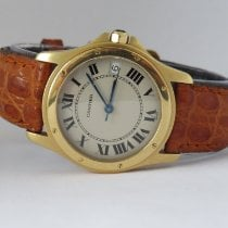Cartier Santos (submodel) 1900 1 Bon Or rouge 34mm Remontage automatique