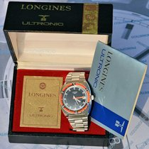 Longines Ultronic 1971 pre-owned