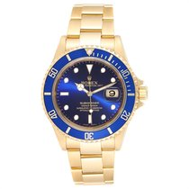 Rolex Submariner Date 16618 2000 pre-owned