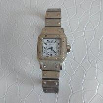 Cartier Santos (submodel) 1998 pre-owned
