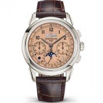Patek Philippe Perpetual Calendar Chronograph Platino 41mm Rosa