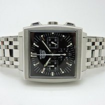 TAG Heuer Steel 38mm Automatic Monaco pre-owned United States of America, California, Tustin