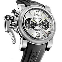 Graham Chronofighter Oversize Acero 47mm