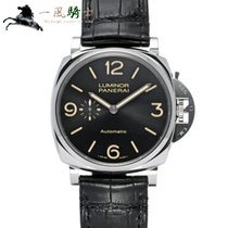 Panerai Luminor Due Acero 45mm Negro