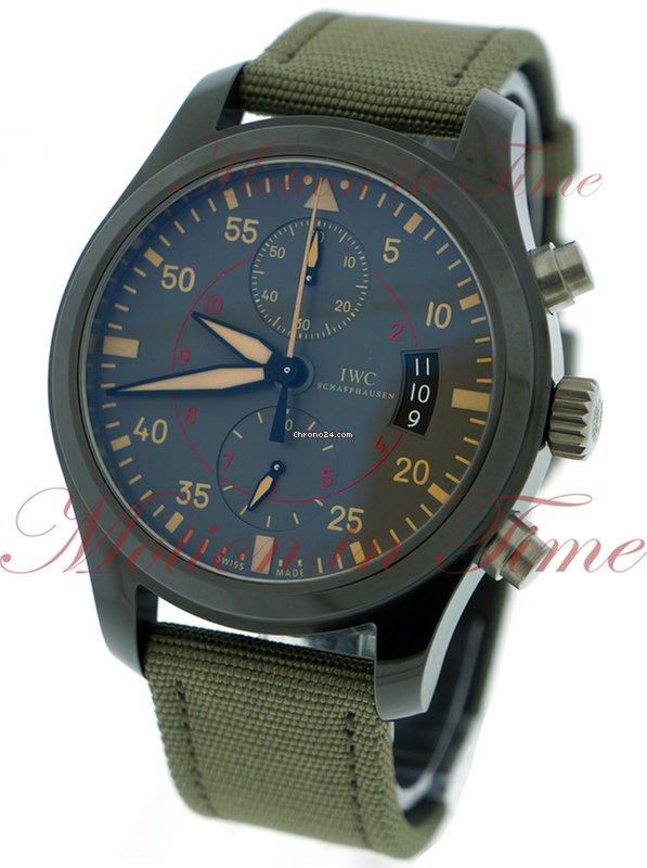 de12e5a57c18 IWC Pilot s Chronograph
