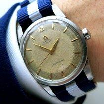 Omega Original Omega Uhr mit Honigwaben Ziffernblatt und...