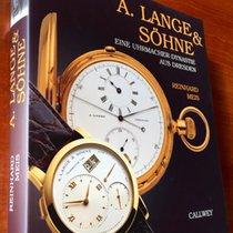 A. Lange & Söhne Buch -
