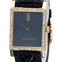 Jaeger-LeCoultre Handwinder Yellow Gold Diamonds 18 krt (40 x...