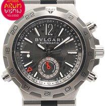 Bulgari Diagono DP42SGMT 2009 gebraucht
