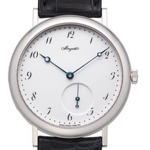 Breguet new Automatic Small Seconds 40mm White gold Sapphire crystal