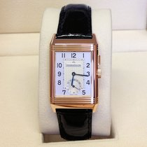 Jaeger-LeCoultre Reverso Duoface pre-owned Red gold