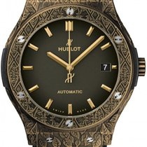 Hublot Bronze Automatic Green new Classic Fusion 45, 42, 38, 33 mm