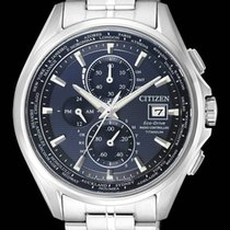 Citizen AT8130-56L CITIZEN H800 ELEGANCE TITANIO Radiocontrollato 2020 new