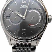 Oris Artelier Calibre 111 Steel 43mm Black No numerals United States of America, Florida, Naples