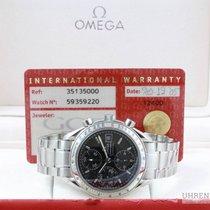 Omega Speedmaster Date Automatik Stahl Fullset Box Papiere