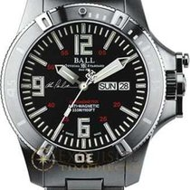 Ball Engineer Hydrocarbon Spacemaster Zeljezo 41.5mm Crn