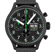 Ernst Benz Steel 47mm Automatic GC10100/CD-DLC new