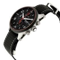 Montblanc 113827 Steel Timewalker 43mm new