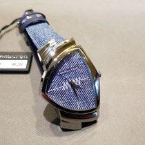 Hamilton Ventura Acero 32,5mm Azul Sin cifras