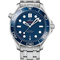 Omega Seamaster Diver 300 M 210.30.42.20.03.001 2020 nieuw