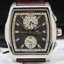 IWC Da Vinci Chronograph pre-owned 43mm