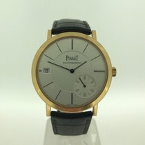 Piaget 40mm Automatisch 2016 tweedehands Altiplano Wit