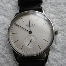 NOMOS Orion new Manual winding Watch with original box and original papers 309