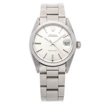 Rolex Oyster Precision pre-owned 29mm Steel