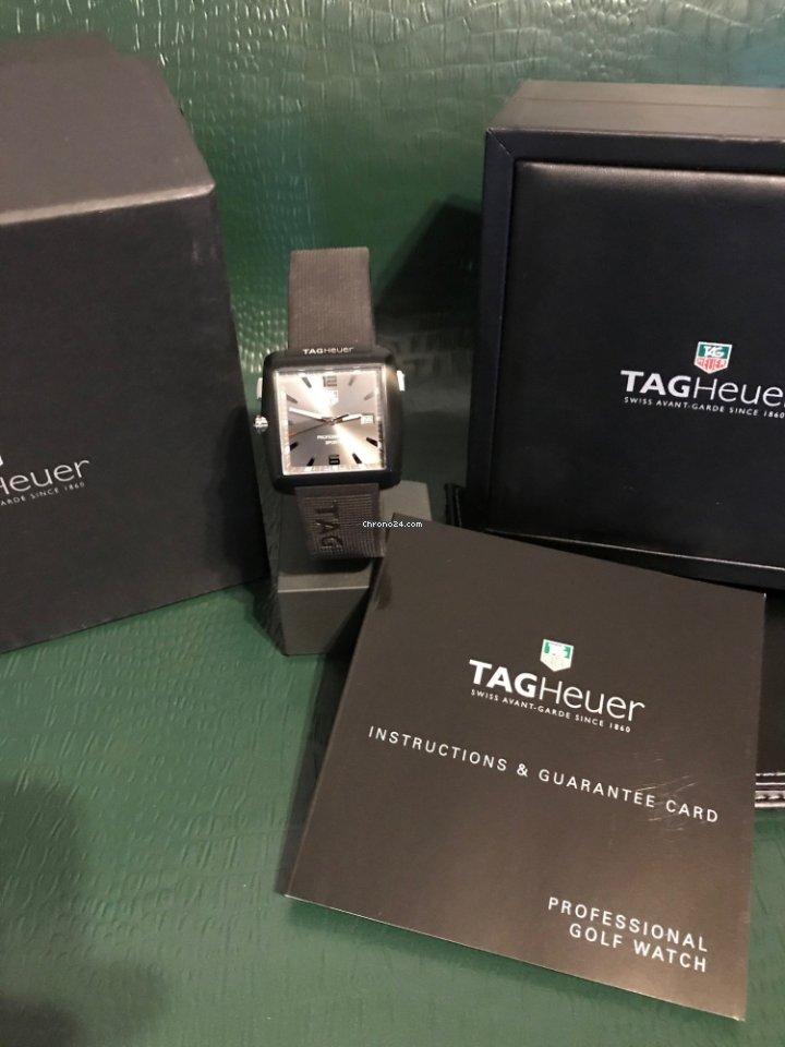 TAG Heuer Professional Golf Watch eladó 320 772 Ft Seller státuszú eladótól  a Chrono24-en d3f33ab230