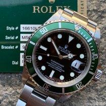 Rolex 16610LV Ατσάλι Submariner Date 40mm